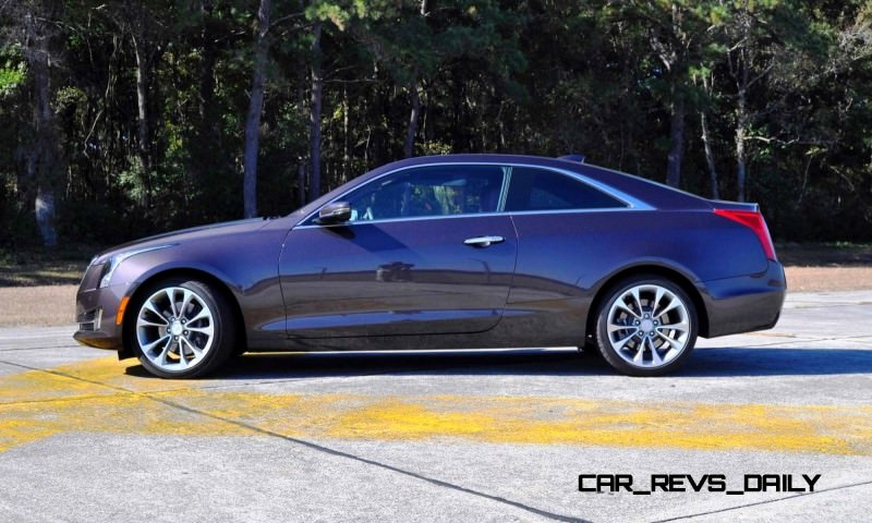 Cadillac ATS Black Pack 6