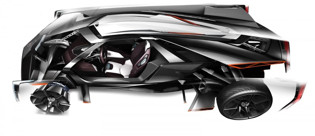 Cadillac ESTILL by Ondrej Jirec 1