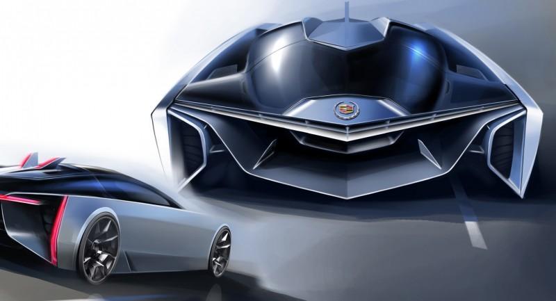 Cadillac ESTILL by Ondrej Jirec 19