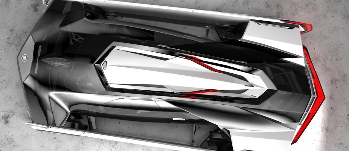 Cadillac ESTILL by Ondrej Jirec 3