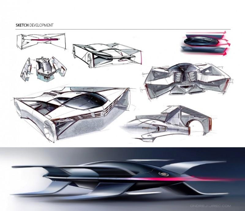 Cadillac ESTILL by Ondrej Jirec 5