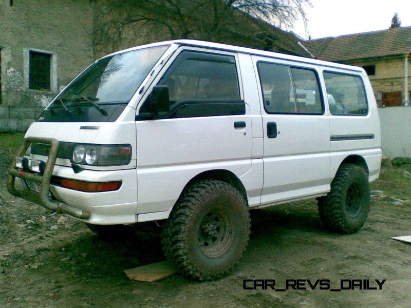 Concept Debrief - 2006 Mitsubishi D5 Was Future-Style Cool Van 15