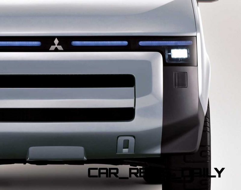 Concept Debrief - 2006 Mitsubishi D5 Was Future-Style Cool Van 7 - Copy