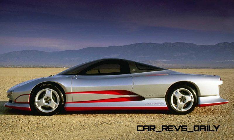Concept Flashback - 1989 Mitsubishi HSR II 13