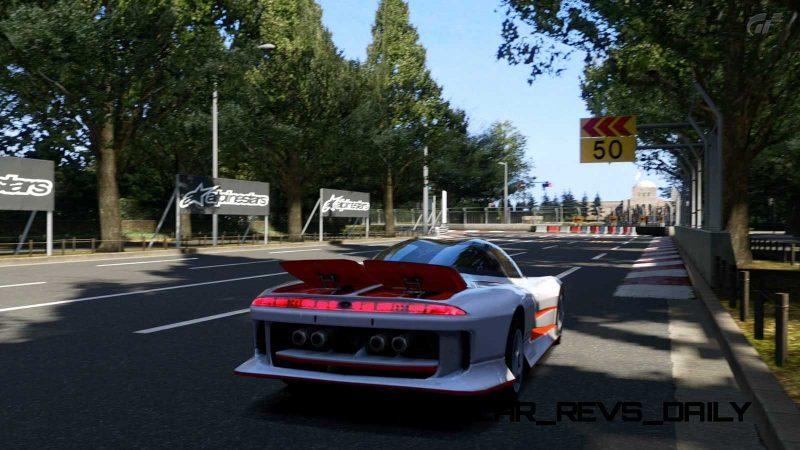 Concept Flashback - 1989 Mitsubishi HSR II 5