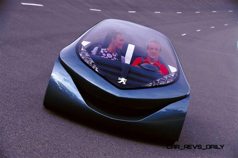Concept Flashback - 2000 Peugeot City Toys - Kartup, Vroomster, eDoll and Bobslid 12