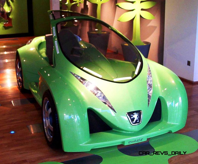 Concept Flashback - 2000 Peugeot City Toys - Kartup, Vroomster, eDoll and Bobslid 14