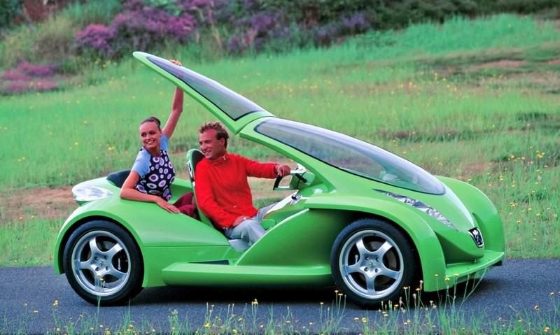 Concept Flashback - 2000 Peugeot City Toys - Kartup, Vroomster, eDoll and Bobslid 16