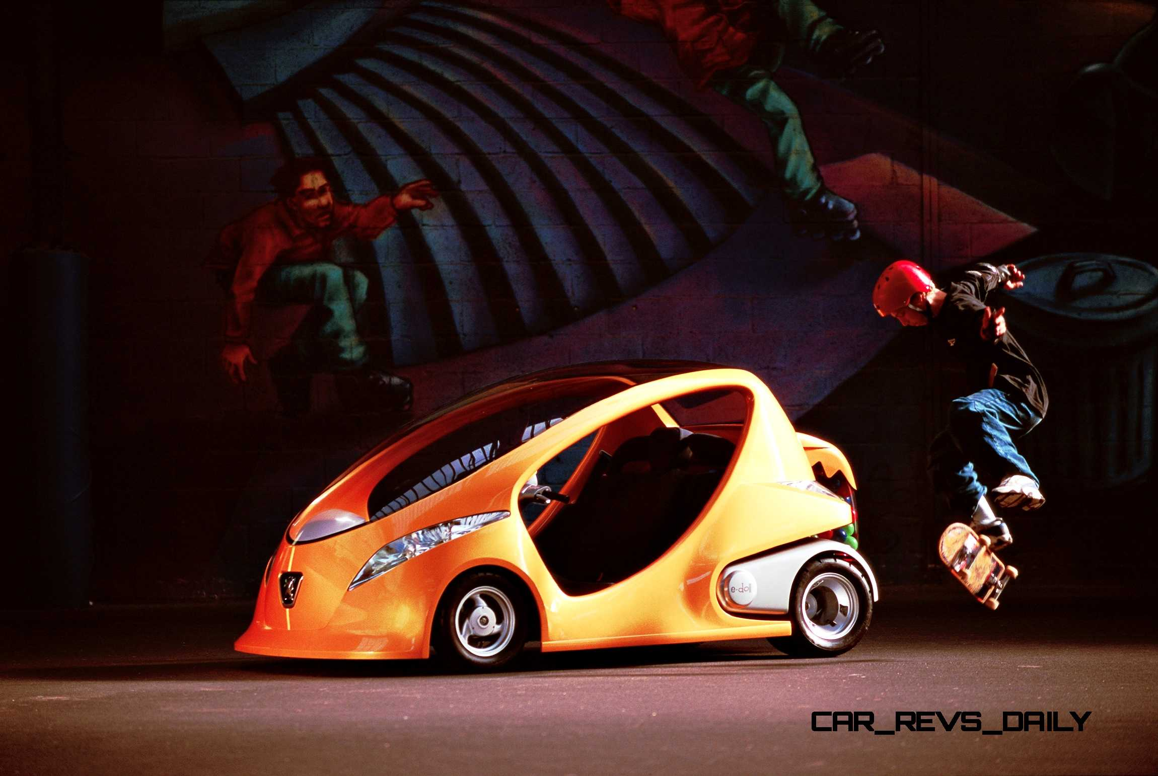 2000 Peugeot City Toys Kartup Vroomster Edoll And Bobslid