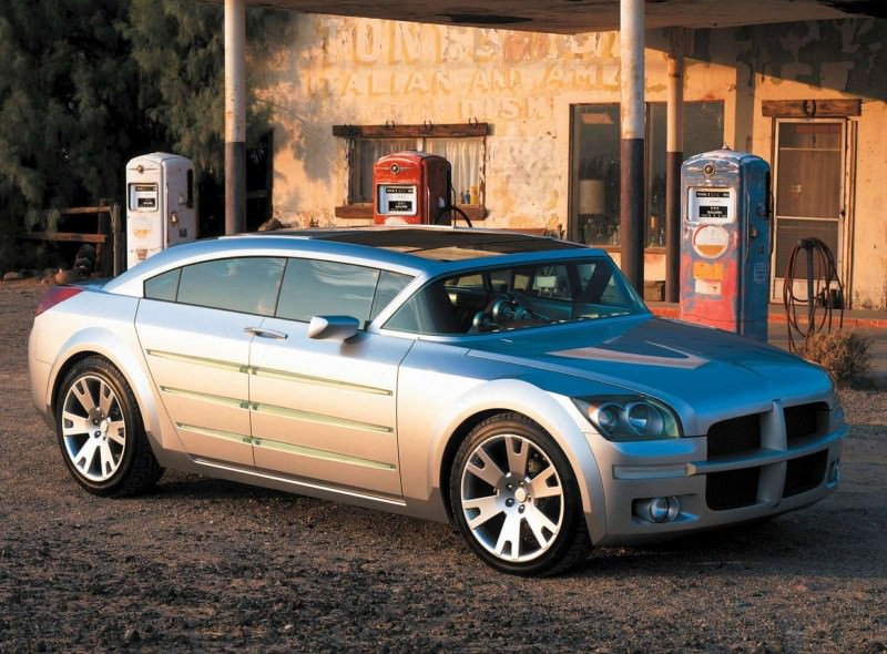 Concept Flashback - 2001 Dodge Super8 HEMI 2