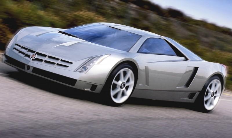 Concept Flashback - 2002 Cadillac Cien 15