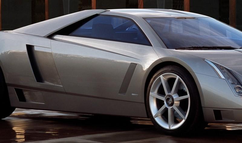 Concept Flashback - 2002 Cadillac Cien 16