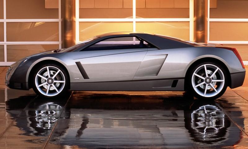 Concept Flashback - 2002 Cadillac Cien 20