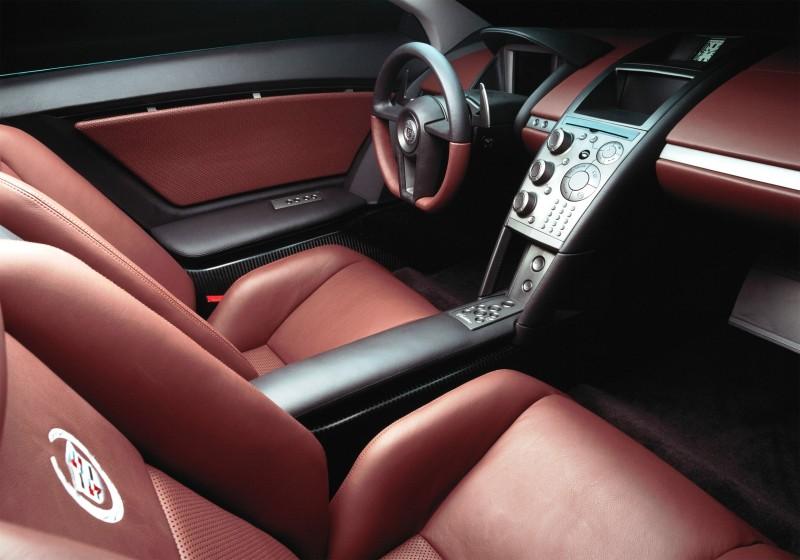 Concept Flashback - 2002 Cadillac Cien 21