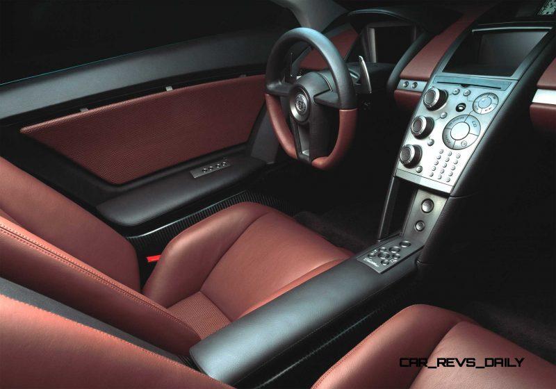 Concept Flashback - 2002 Cadillac Cien 24