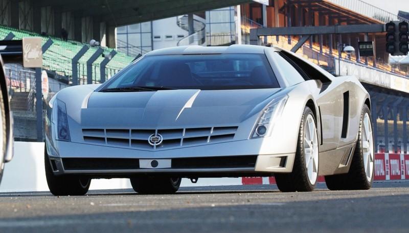 Concept Flashback - 2002 Cadillac Cien 26