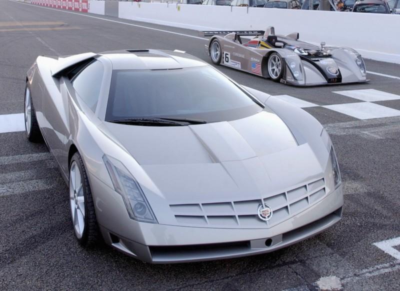 Concept Flashback - 2002 Cadillac Cien 28