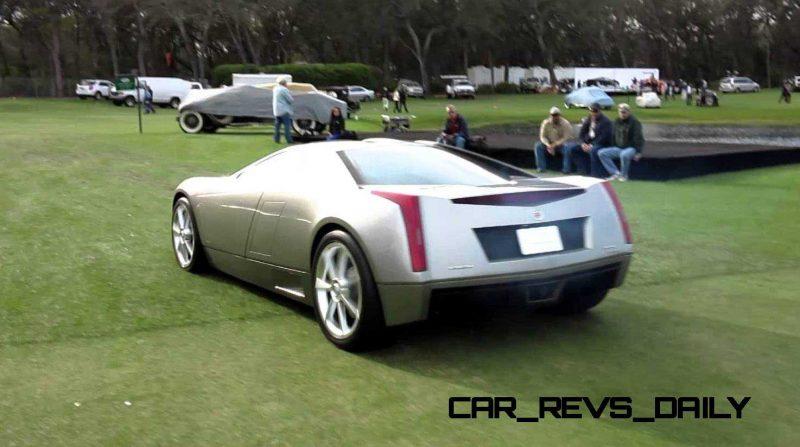 Concept Flashback - 2002 Cadillac Cien 37