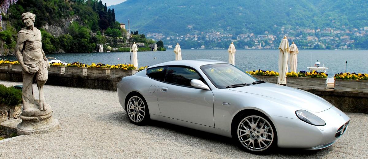 Concept Flashback - 2006 Maserati GSZ by ZAGATO 1
