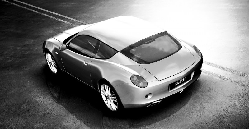 Concept Flashback - 2006 Maserati GSZ by ZAGATO 10