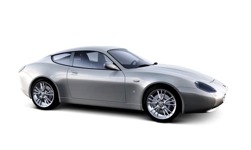 Concept Flashback - 2006 Maserati GSZ by ZAGATO 14
