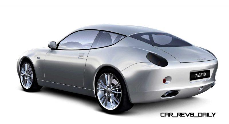 Concept Flashback - 2006 Maserati GSZ by ZAGATO 15