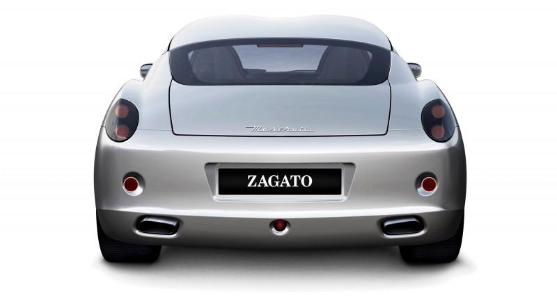 Concept Flashback - 2006 Maserati GSZ by ZAGATO 17