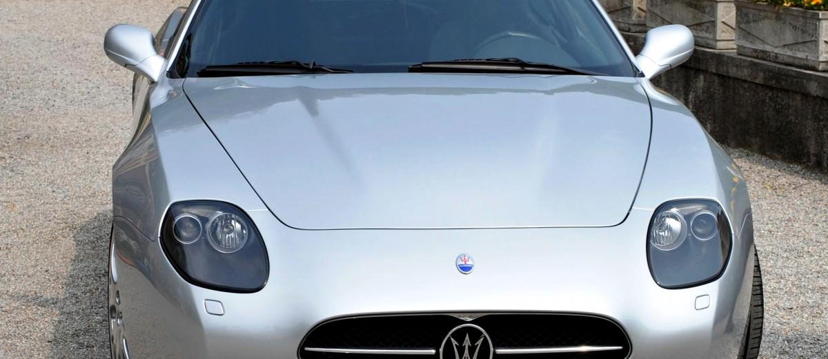 Concept Flashback - 2006 Maserati GSZ by ZAGATO 2