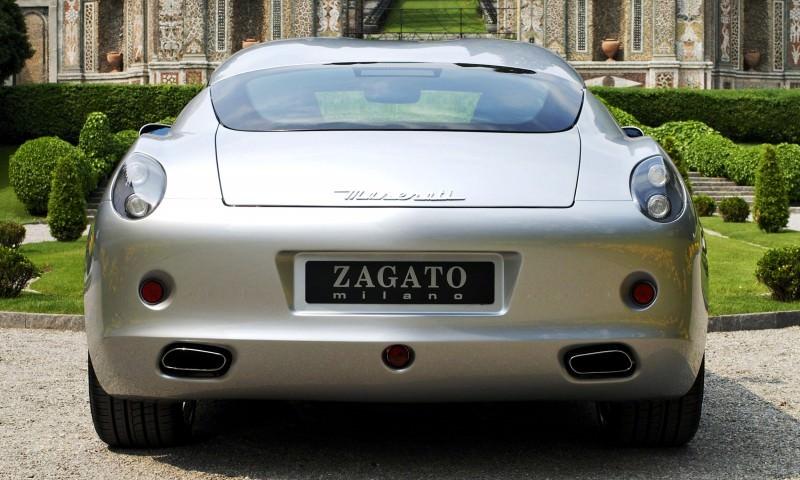 Concept Flashback - 2006 Maserati GSZ by ZAGATO 3
