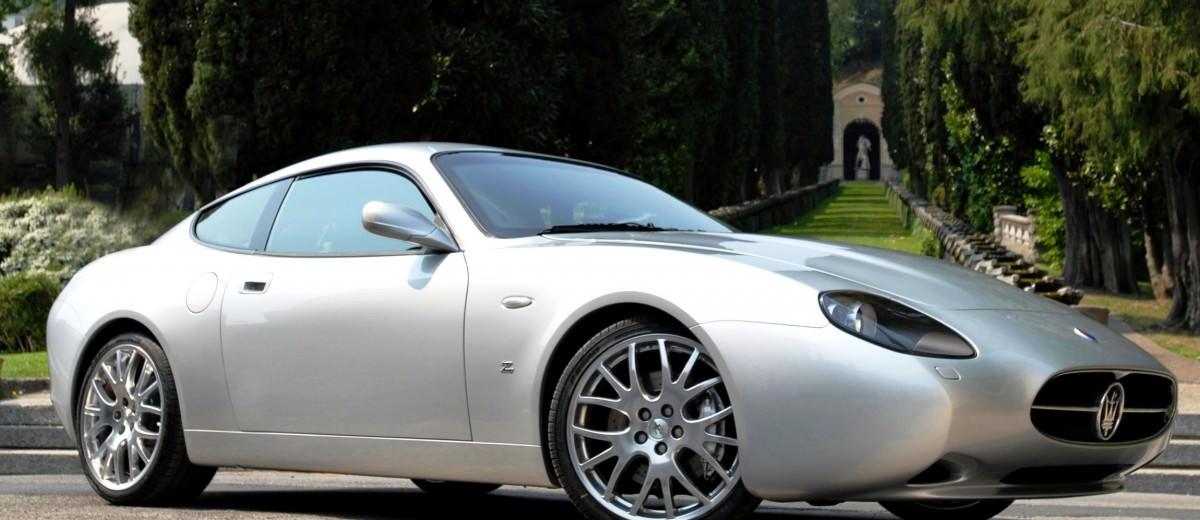 Concept Flashback - 2006 Maserati GSZ by ZAGATO 5
