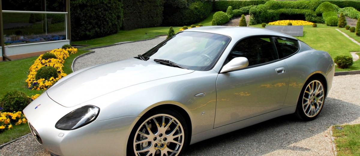 Concept Flashback - 2006 Maserati GSZ by ZAGATO 7
