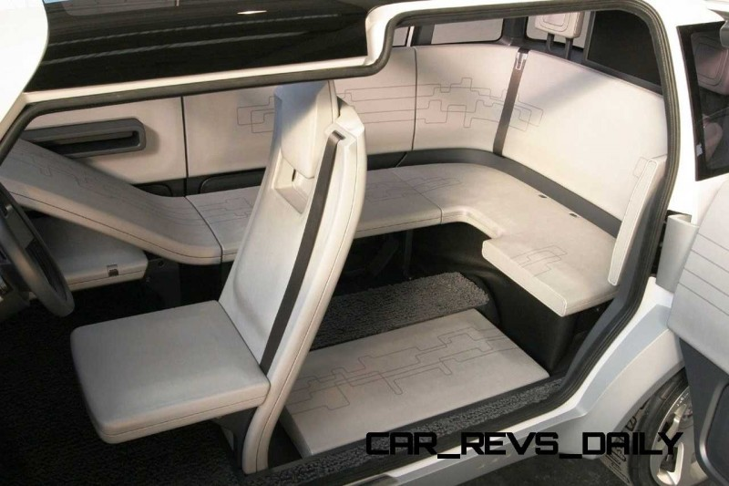 Concept Flashback - 2006 Mitsubishi EZ MiEV 21