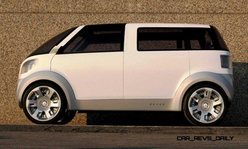 Concept Flashback - 2006 Mitsubishi EZ MiEV 3