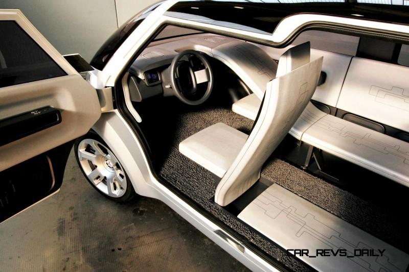 Concept Flashback - 2006 Mitsubishi EZ MiEV 9