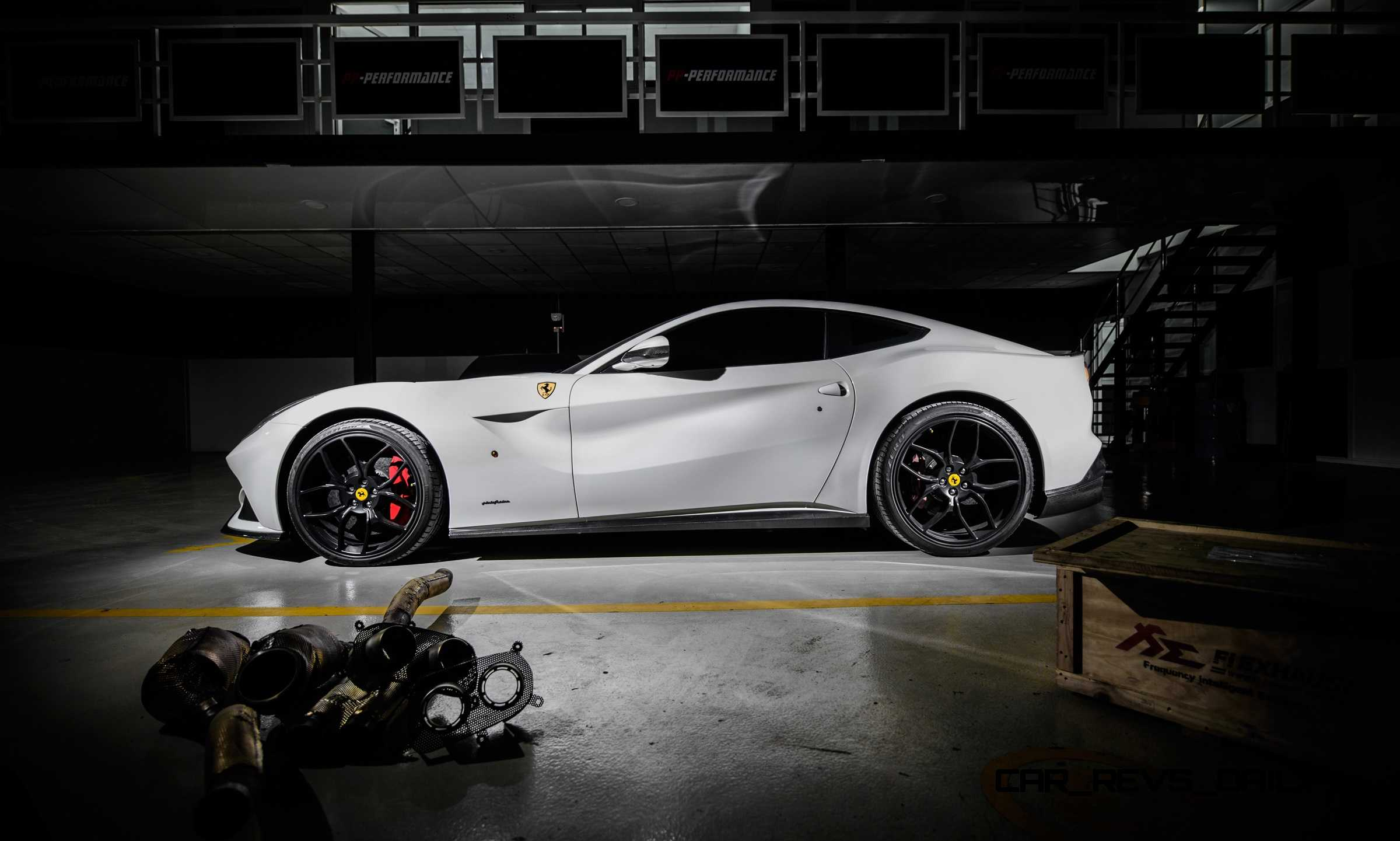 Ferrari F12 Berlinetta By Pp Performance