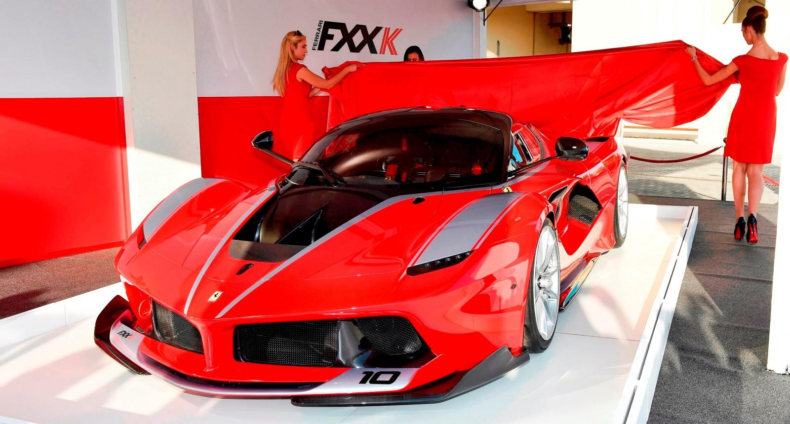 Ferrari FXX K 1