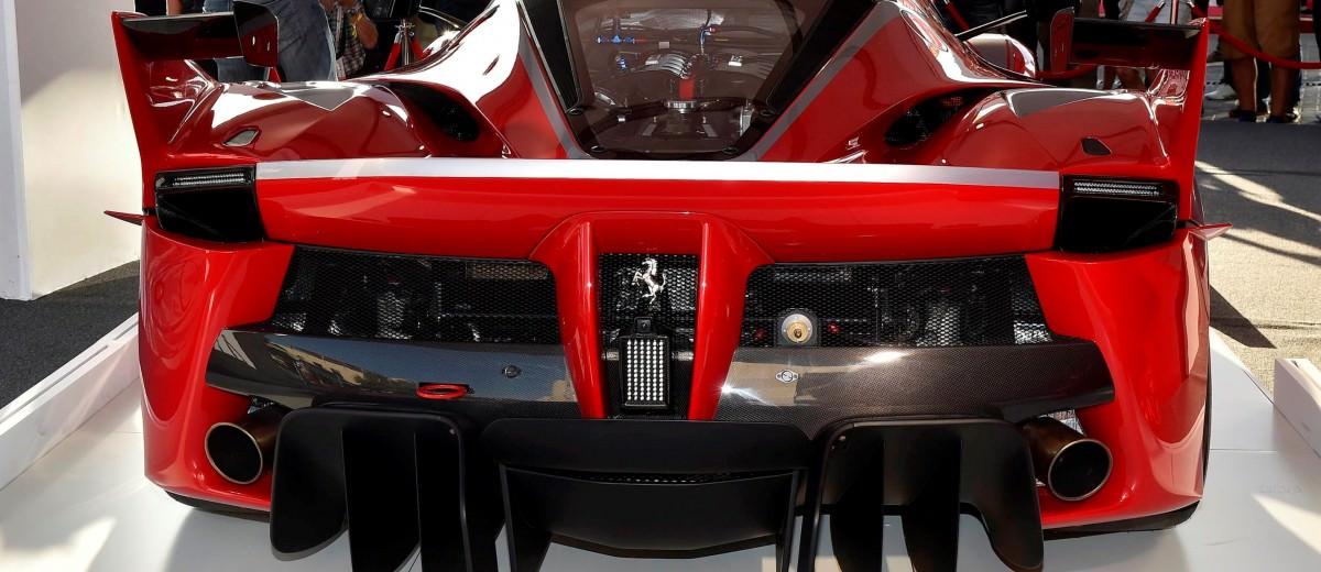 Ferrari FXX K 2
