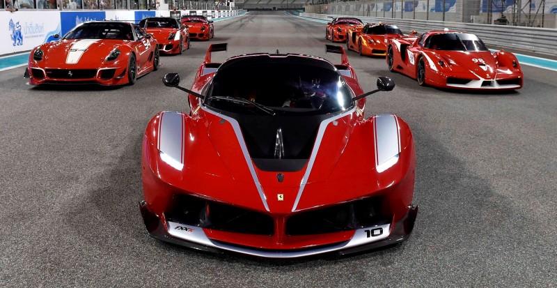 Ferrari FXX K 4