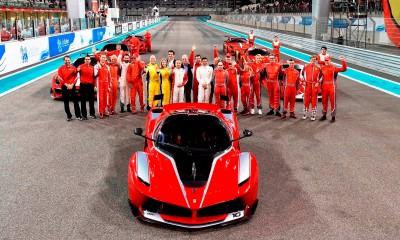 Ferrari FXX K 5