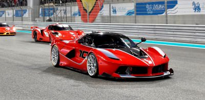 Ferrari FXX K 6