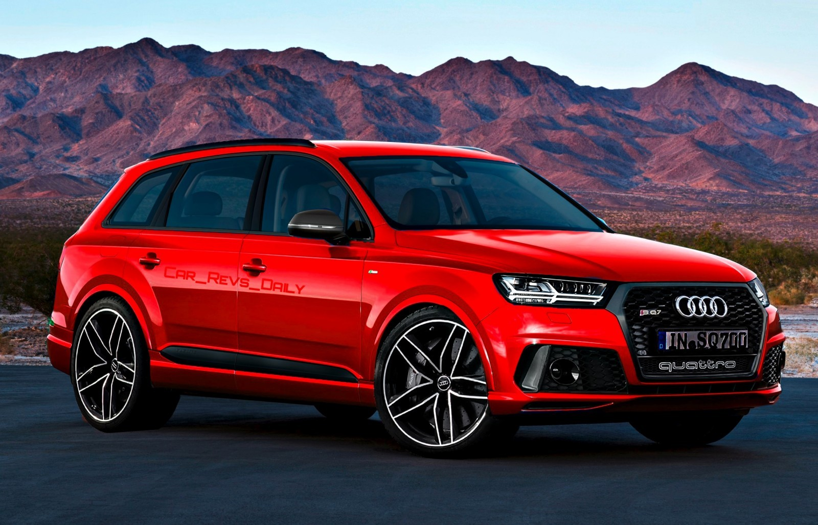 Volvo Of Houston >> Future SUV Renderings - 2016 Audi RS Q7 10