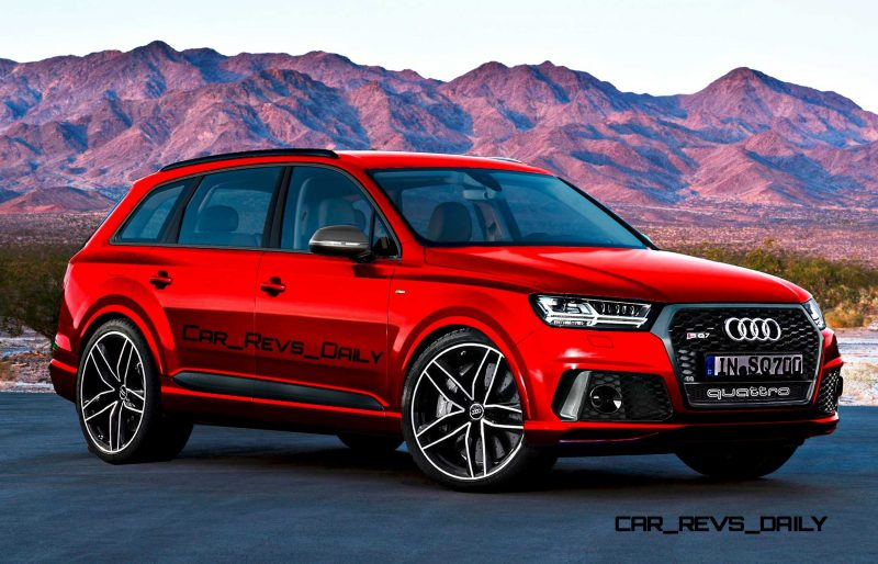Future SUV Renderings - 2016 Audi RS Q7  12