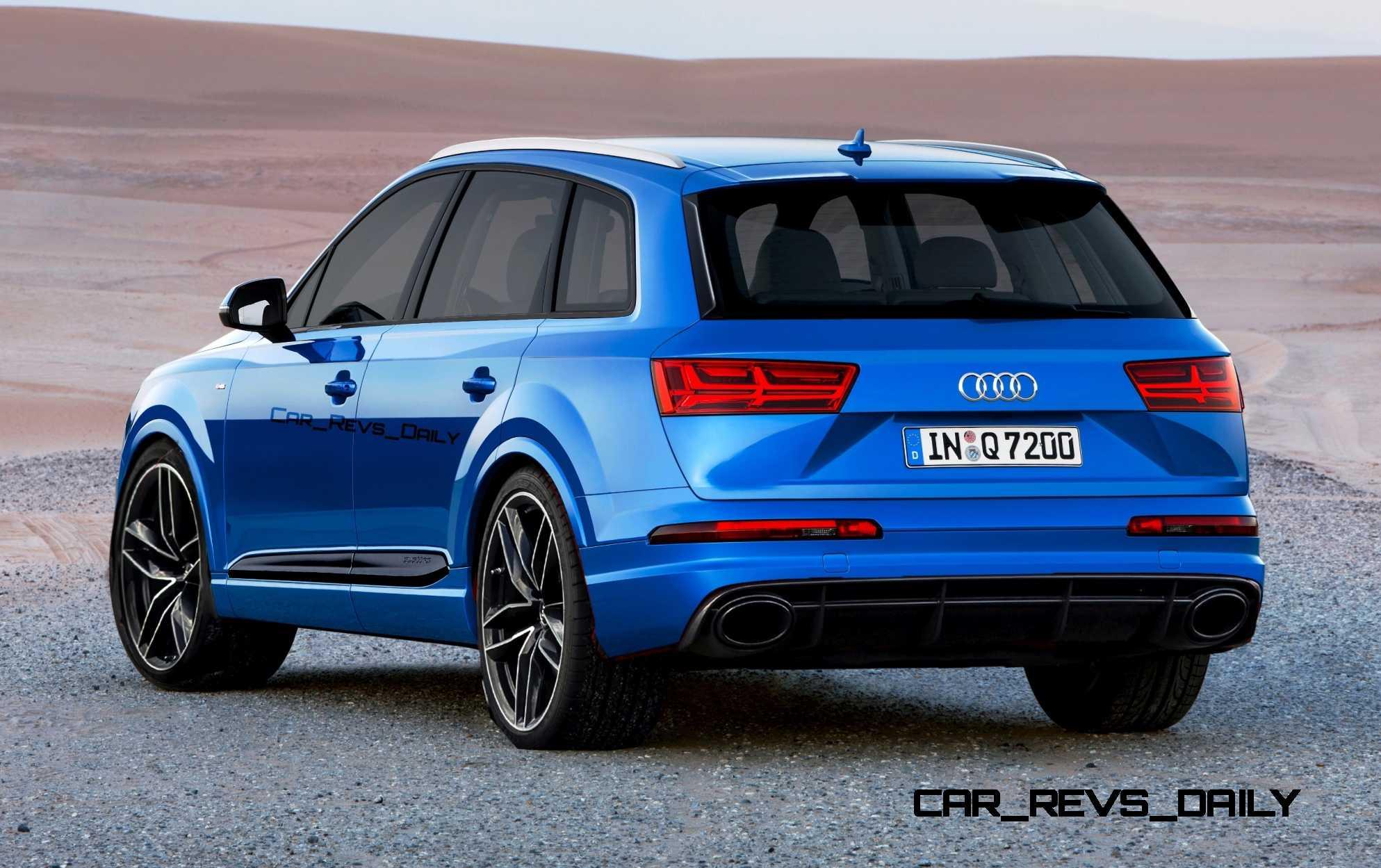 2016 Audi Q8 >> 2017 Audi Q6 And Audi Q8