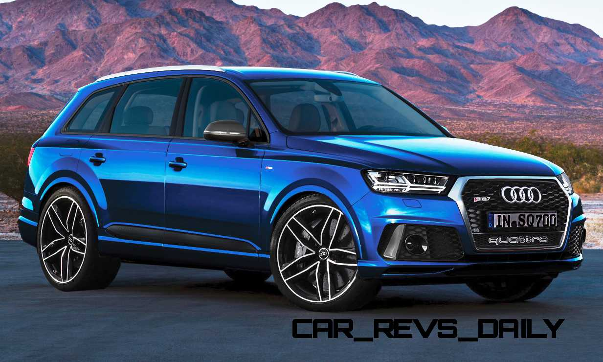 future suv renderings 2016 audi rs q7 4. Black Bedroom Furniture Sets. Home Design Ideas
