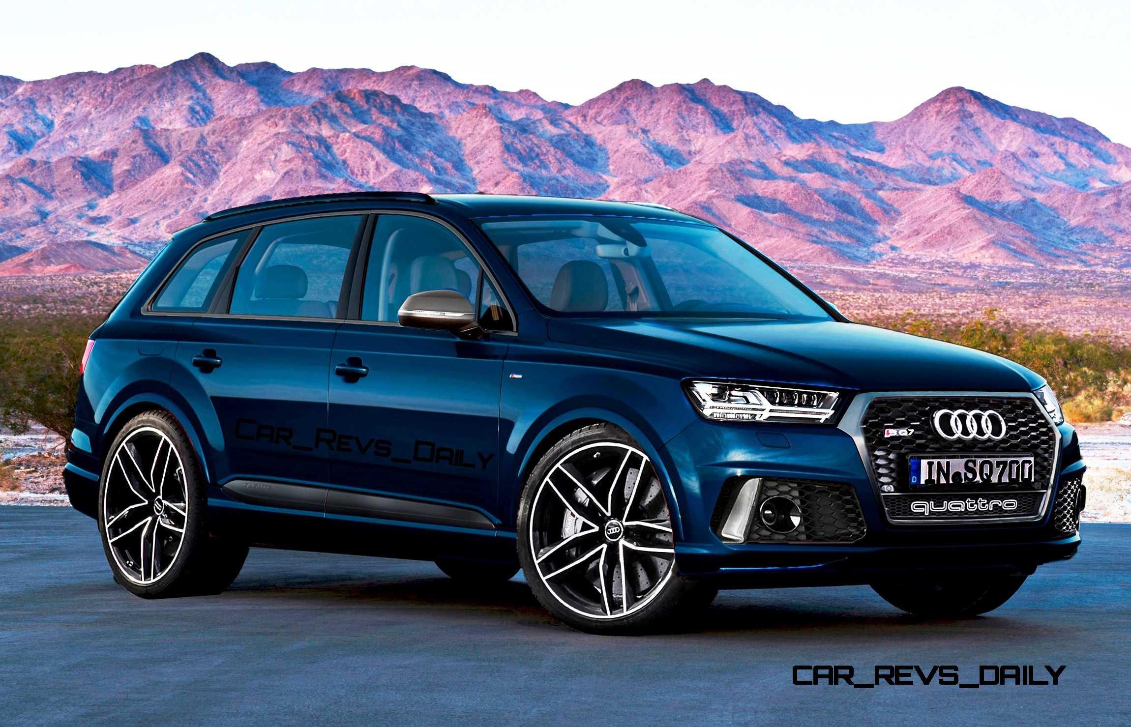 Hyundai Veloster Rally >> Future SUV Renderings - 2016 Audi RS Q7 8