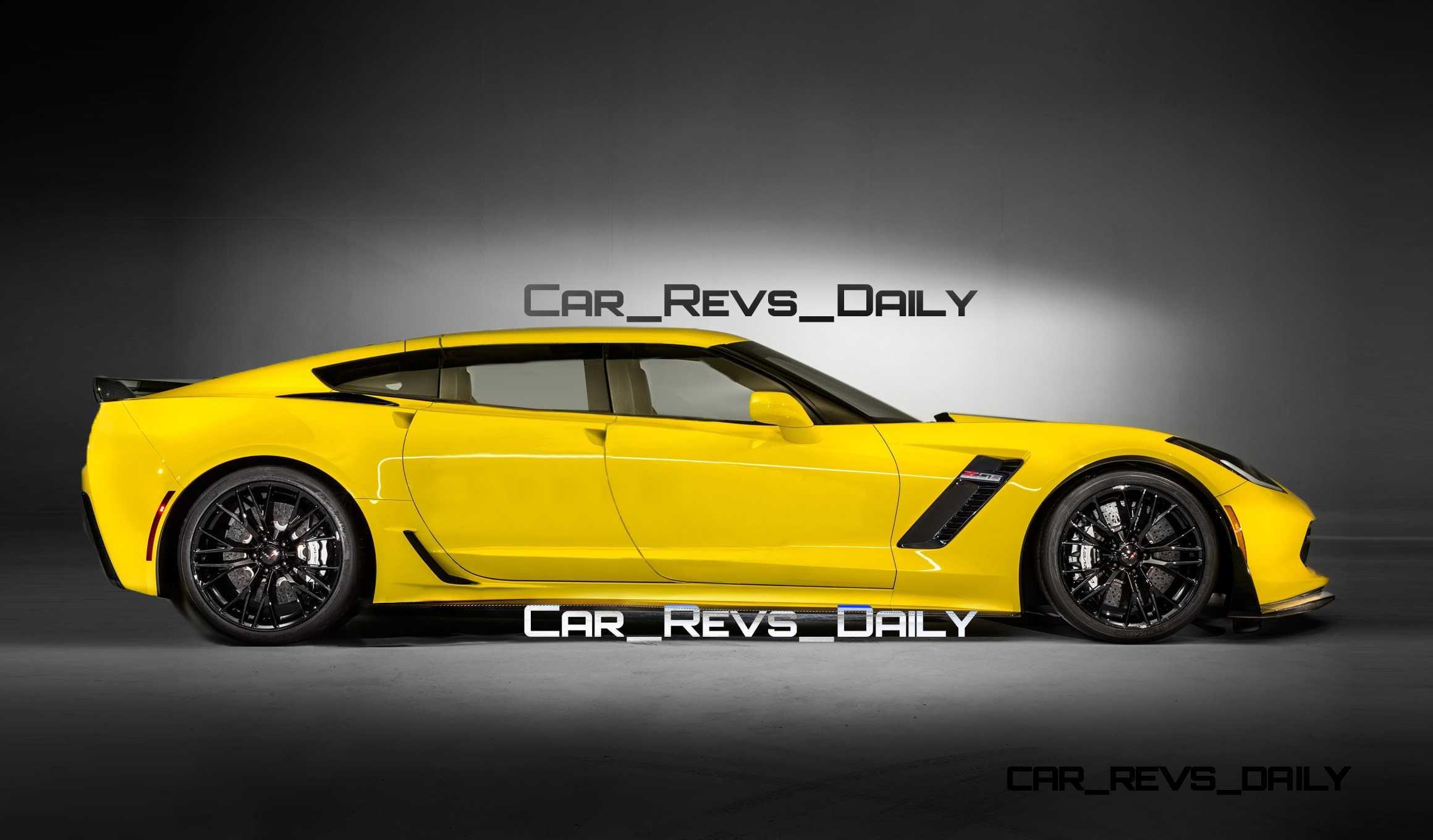 future supercar renderings 2017 chevrolet corvette z06