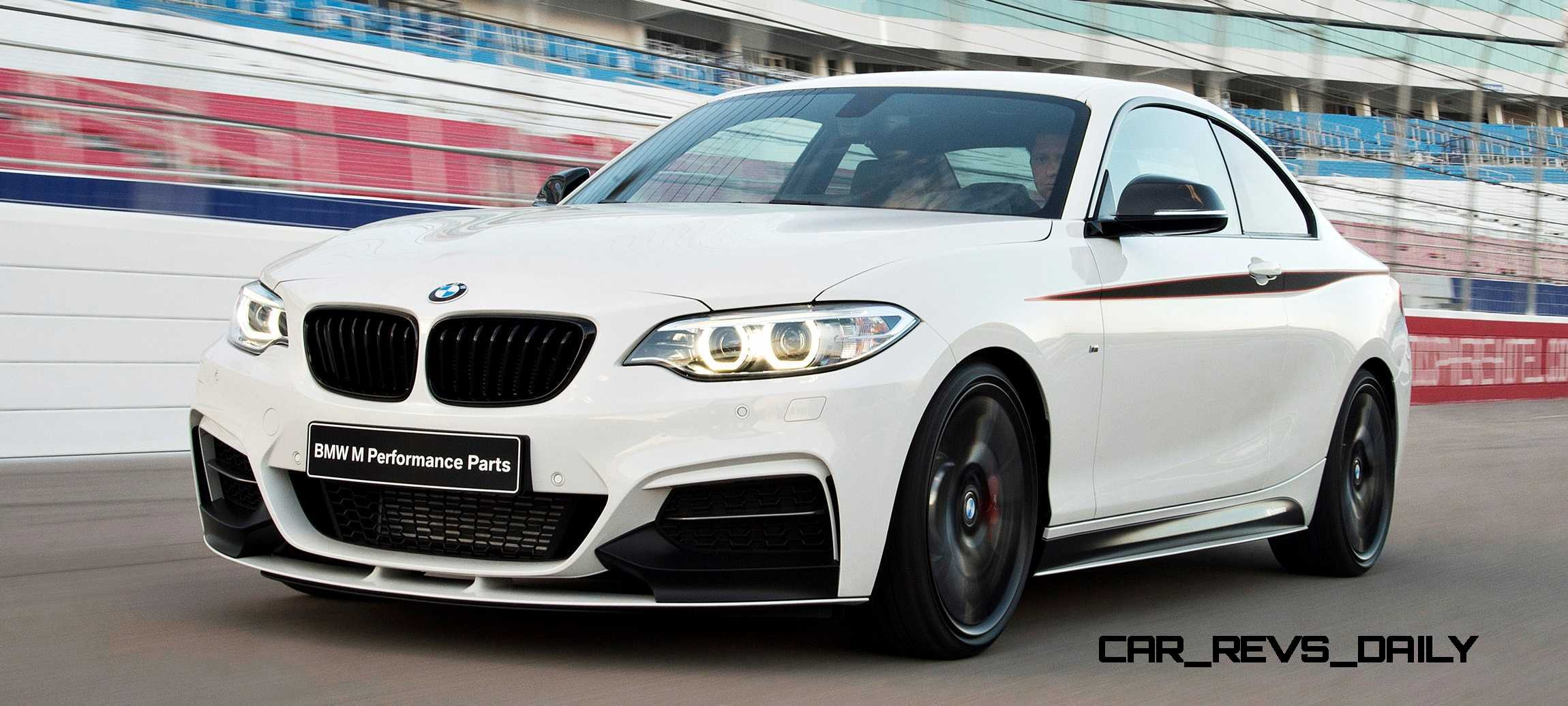 Gift Ideas - BMW 2 Series M Performance Parts Catalog Highlights 20