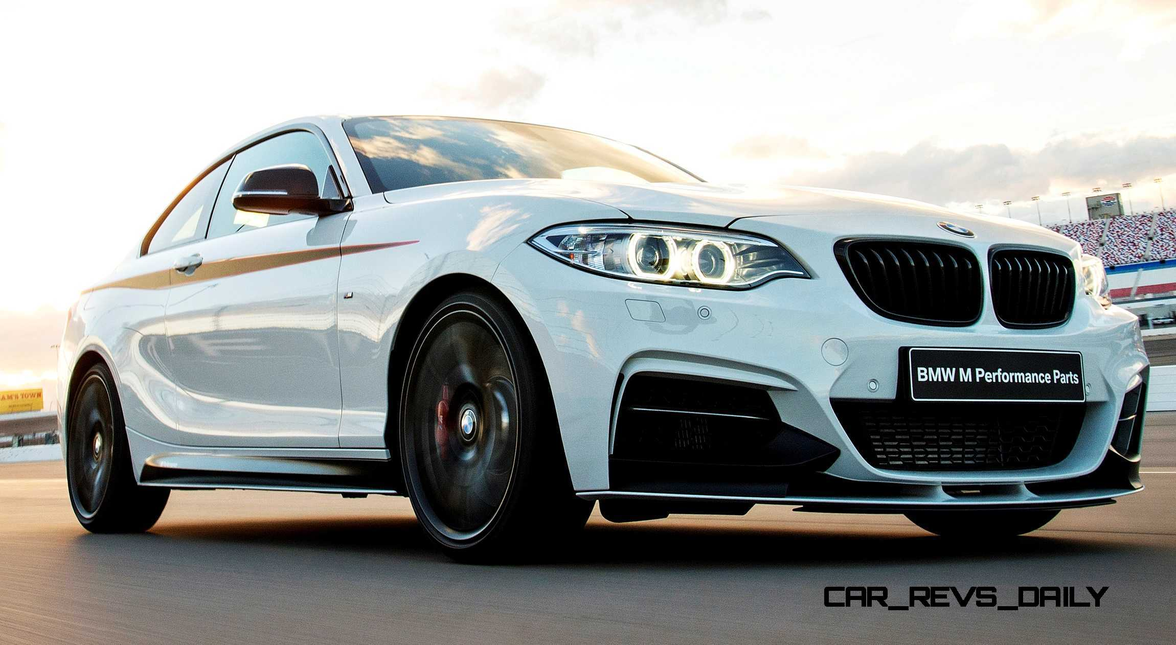 Gift Ideas - BMW 2 Series M Performance Parts Catalog Highlights 22