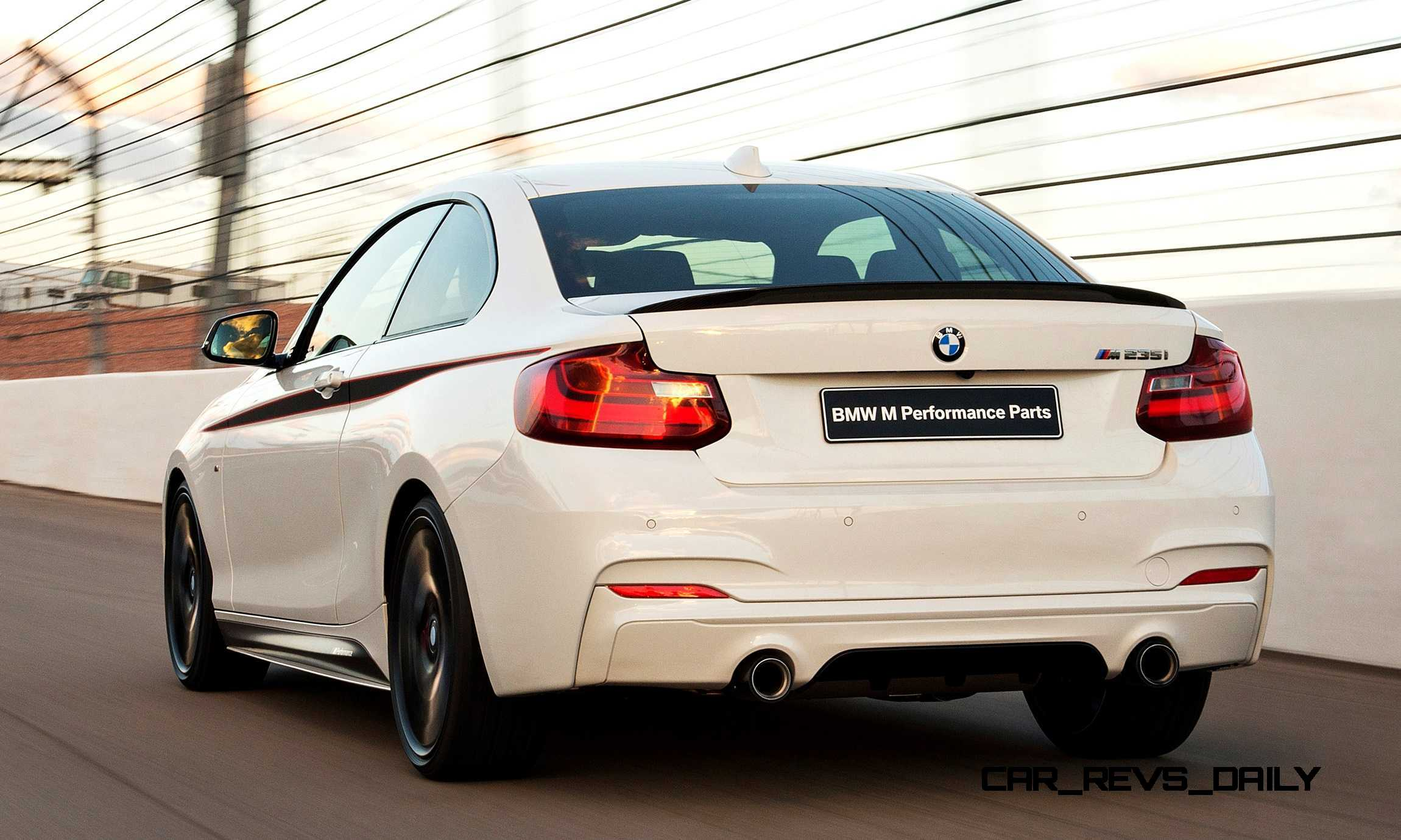 Gift Ideas - BMW 2 Series M Performance Parts Catalog Highlights 23