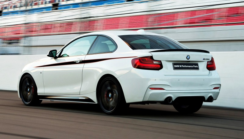 gift ideas bmw 2 series m performance parts catalog highlights 25
